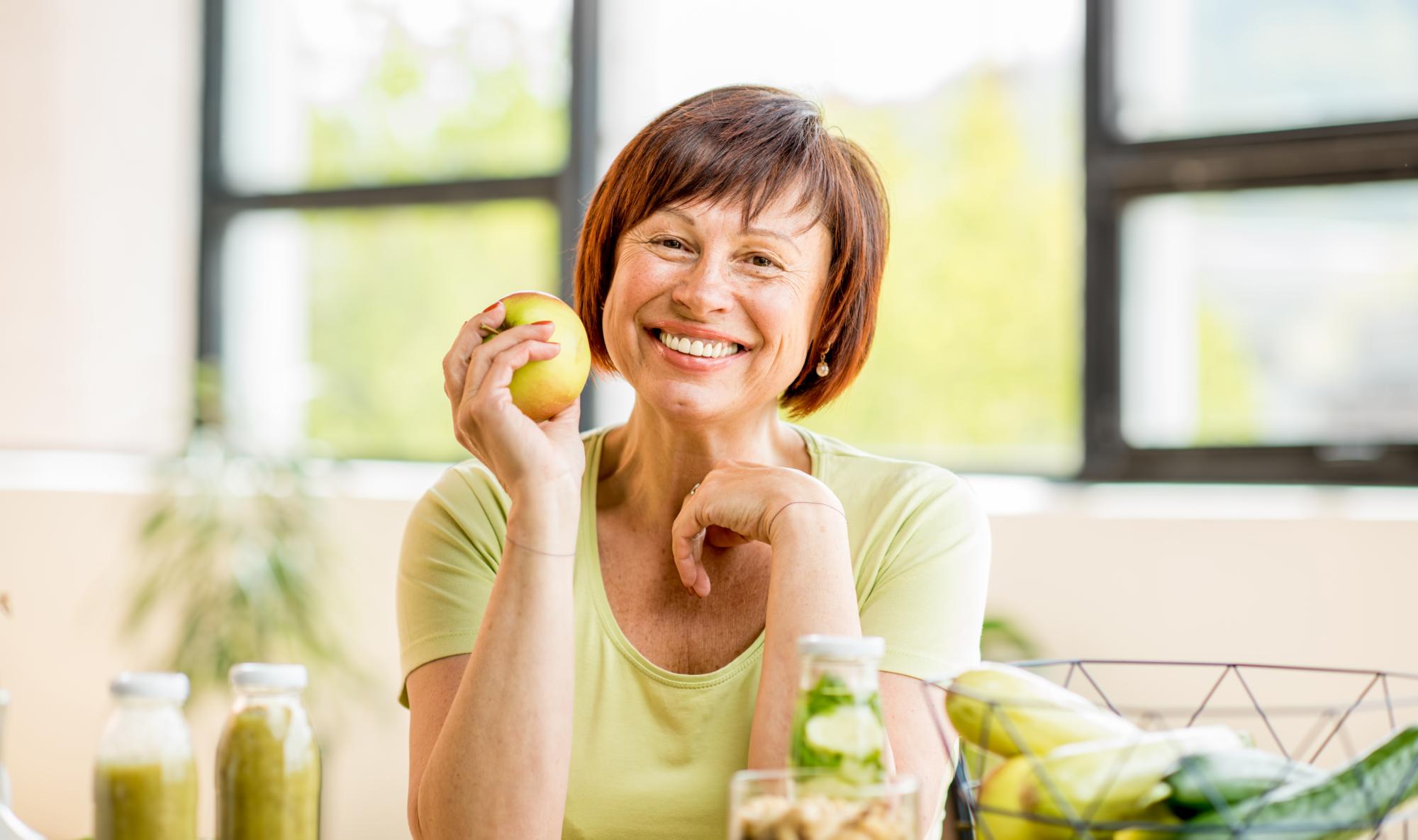 chronique nutrition alimentation senior