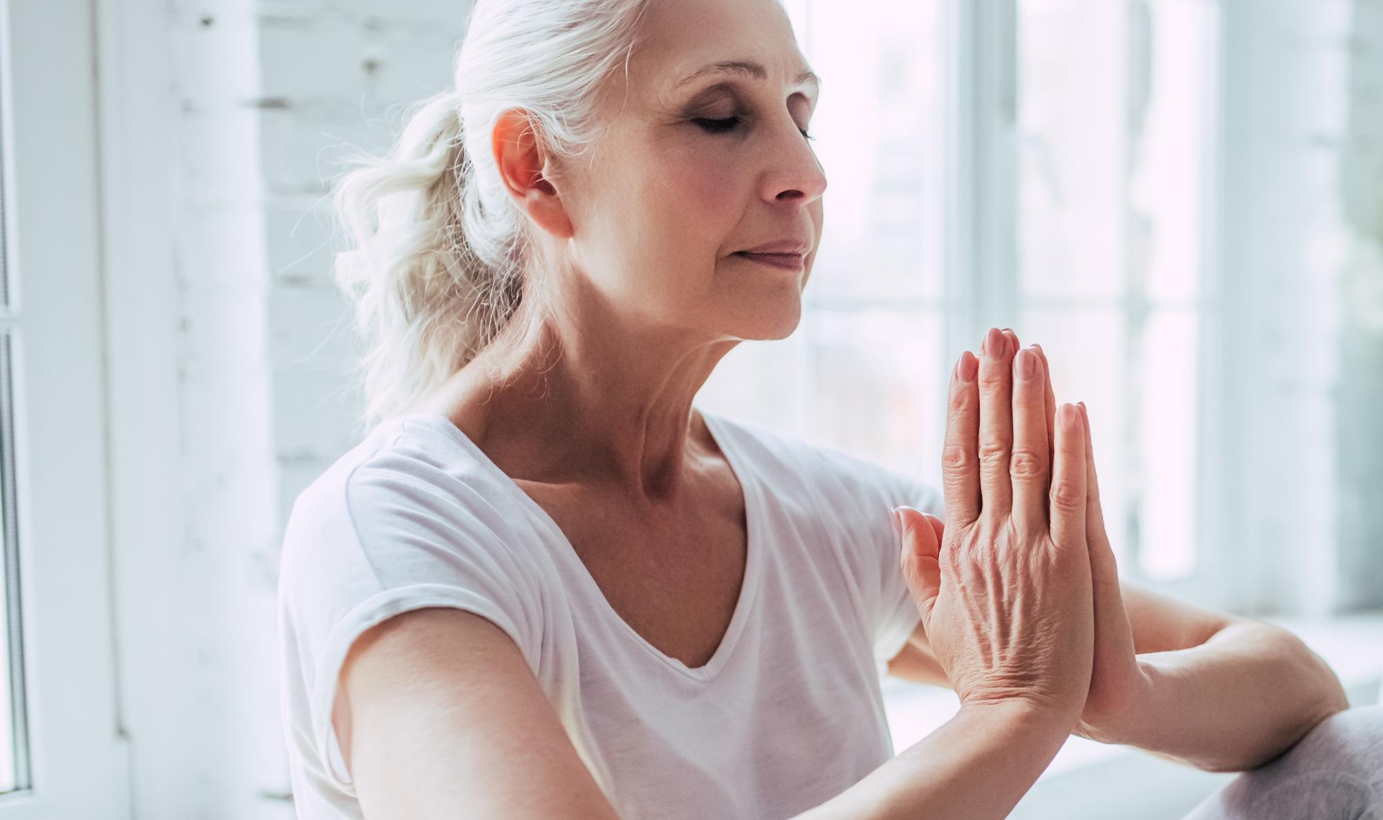 senior relaxation exercices
