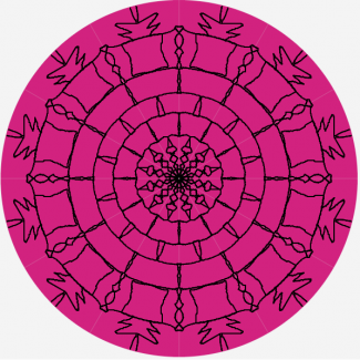 Create your own mandala