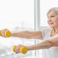senior musculation exercices