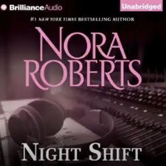 Audiobook - Night Shift by Nora Roberts