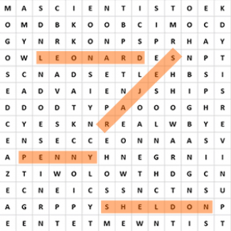 Word search puzzles online